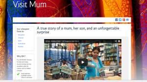 BA Airways - Visit Mum